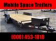 DOWN 2 EARTH TRAILERS 82X20 7K EQUIPMENT TRAILER STOCK# DTE8220ER3.5B-66761