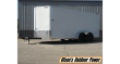 """2021 H&H 7'X16' 78"""" TALL ENCLOSED CARGO TRAILER"""