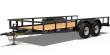 2021 BIG TEX TRAILERS 70PI-18X UTILITY TRAILER