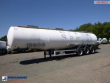 1996 MAGYAR CHEMICAL TANK INOX 35 M3 / 4 COMP / ADR 12-2019