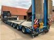 LOW LOADER SEMI-TRAILER FAYMONVILLE TIEFLADER HYDR. LENKUNG