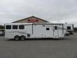 2021 MERHOW TRAILERS 8317 RWTS-A FARMHOUSE HORSE TRAILER