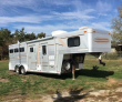 1997 4 STAR TRAILERS HORSE TRAILER