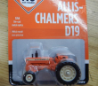 ALLIS-CHALMERS 1/64 ALLIS CHALMERS D19 TOY TRACTOR