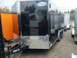 2020 CONTINENTAL CARGO NS8516TA3, 8.5X16 FT. ENCLOSED TRAILER, TANDEM AXLE, 9.8K RATED