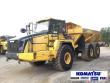 2015 KOMATSU HM400-5