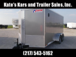 2020 PACE AMERICAN EXTRA TALL 7X14 SCREWLESS SIDES ENCLOSED CARGO TRAILER