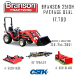 2019 BRANSON 2510