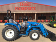 LS TRACTOR XR4150