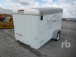2001 HAULMARK ENCLOSED TRAILER