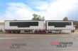 1997 VAWDREY B/D COMBINATION CURTAINSIDER B DOUBLE SET OR HIRE