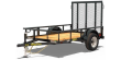 2021 BIG TEX TRAILERS 5X10 30SA-10 UTILITY TRAILER