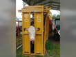 2020 SIOUX STEEL COMPANY SQUEEZE CHUTE WITH MANUAL HEAD GATE