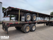2005 FONTAINE FLATBED TRAILER