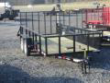 82X16 UTILITY LANDSCAPING TRAILER LAWNMOWER HIGH SIDES