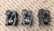 SCANIA SPARE PART - ENGINE PARTS - CYLINDER HEAD
