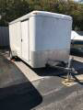 MOTOCROSS PIT TRAILER WITH AC, INSULATION AND WIRING