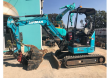 2.6 TONNE EXCAVATOR WITH BUCKETS & RIPPER FOR HIRE