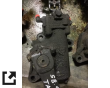 1997 TRW/ROSS TAS40-006 (RGT56-002) POWER STEERING GEAR