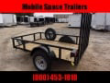 DOWN 2 EARTH TRAILERS 5X8UT UTILITY TRAILER STOCK# DTE58G29-60542A