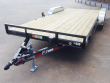 "2020 PJ TRAILERS 20 FT. 5"" CHANNEL CARHAULER (C5)"