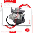 REBUILT VOLVO D13F/EPA07 #85140458 TURBO HE400VG/HE451VE – + CORE DEPOSIT – NEW CALIBRATED ACTUATOR INCLUDED