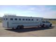 1999 EXISS EXTREME 7 HORSE TRAILER