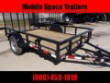 DOWN 2 EARTH TRAILERS 5X10UT UTILITY TRAILER STOCK# DTE510G29-9000
