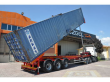 CONTAINER TRANSPORTER/ SWAP BODY SEMI-TRAILER OZGUL TIPPING CONTAINER TRAILER