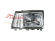 MITSUBISHI CANTER LEFT HAND HEAD LAMP GLASS POA
