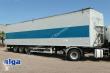KNAPEN MOVING FLOOR SEMI-TRAILER K100, 92M³, 10MM BODEN, LUFT-LIFT, SAF 3 AXLES