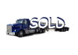 2017 SMITHCO 4 AXLE SIDE DUMP TRAILER & 2013 KENWORTH T800W 4 AXLE TRUCK