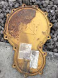 CATERPILLAR C15 FRONT ENGINE COVER
