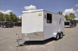 2021 NEO TRAILERS NAMR 7X14 ALUMINUM MOTORCYCLE TRAILER