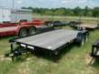 "BIG TEX 83""X16' 6000# CAR HAULER WITH RAMPS"