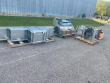 2020 FEP 12X19 INCLINE AUGERS AND CONVEYOR
