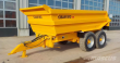 BARFORD 2019 NEW R15 DUMP TRAILER WITH COMMERICAL