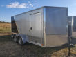 2021 UNITED TRAILERS 7X 14 TANDEM AXLE MOTORCYCLE TRAILER