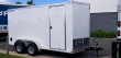 2019 WELLS CARGO 7\X14\ UTILITY TRAILER WITH RAMP ENCLOSED TRAILER