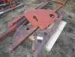 DITCH WITCH TRENCHER BARS