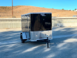 2020 LOOK TRAILER ST 5X8 COVERED TRAILER