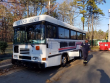 2001 BLUE BIRD COMMERCIAL BUS LOT NUMBER: SALVAGE-1126