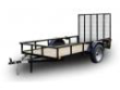 DOWN TO EARTH TRAILERS 5X10FT SINGLE AXLE UTILITY
