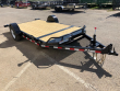 2020 PJ TRAILERS 16 FT. SINGLE AXLE HD TILT (T1)