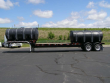 2020 NEVILLE BUILT INNBDTC 42' NEVILLE DOUBLE TANK TRAILER. TRAILER IS PRICED WITHOUT TANKS