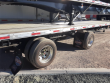 2020 UTILITY 53' 4000AE COMBO FLATBED, AIR RIDE W REAR SLIDE AX FLATBED TRAILER, FLAT DECK TRAILER