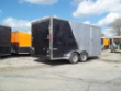 7 X 16 LOOK VISION 2 TONE ENCLOSED TRAILER 6.5 FT