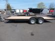 2018 SUMMIT TRAILER 7 X 18 7K FLATBED CASCADE W/REMOVABLE FENDER
