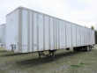 MONON 53 FT DRY VAN TRAILER - ROLL UP DOOR, SPRING, SLIDING AXLE