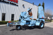 1993 ALTEC AD108 CABLE REEL PULLER TRAILER
